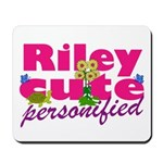 Cute Riley Mousepad