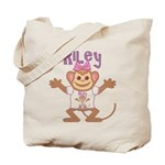 Little Monkey Riley Tote Bag
