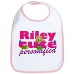 Cute Riley Bib