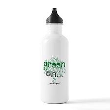 Green On... Water Bottle