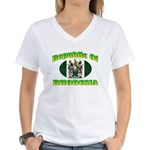 Republic of Rhodesia Women's V-Neck T-Shirt
