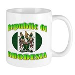 Republic of Rhodesia Mug