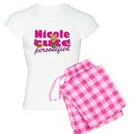 Cute Nicole Women's Light Pajamas