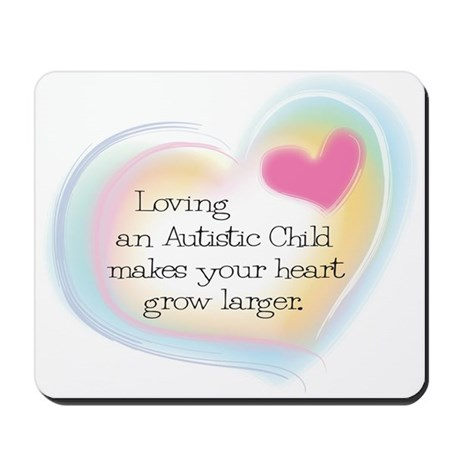 Growing Heart Mousepad