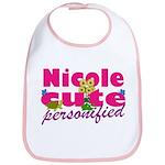 Cute Nicole Bib