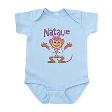 Little Monkey Natalie Onesie