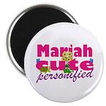 Cute Mariah Magnet