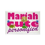 Cute Mariah Rectangle Magnet