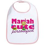 Cute Mariah Bib