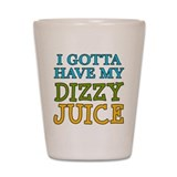 Dizzy Juice (shot glass)