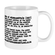 "Curse Of Frankenstein ""Pass The Marmalade"" mug"