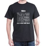 Men's Dark T | Thanks for paying your taxes