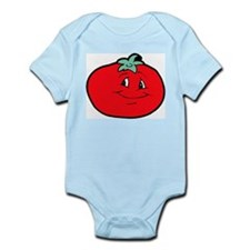 Happy Tomato Infant Creeper