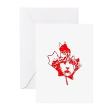 Cosette Canada Greeting Cards (Pk of 10)