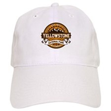 Yellowstone Golden Baseball Cap