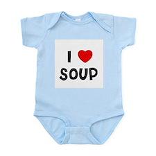 I * Soup Infant Creeper