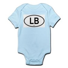 Lebanon (LB) euro Infant Creeper