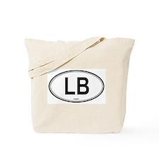Lebanon (LB) euro Tote Bag