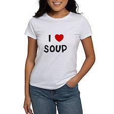 I * Soup Tee