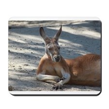 Cute Kangaroo Mousepad