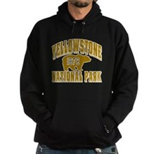 Yellowstone Old Style Gold Hoodie