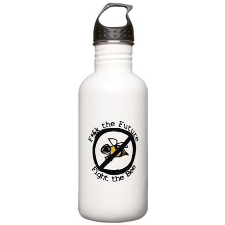Fight the Bee Stainless Water Bottle 1.0L