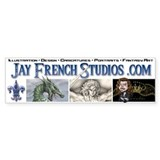 Jay French Bumper Bumper Sticker