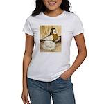 English Trumpeter Yellow Sadd Women's T-Shirt