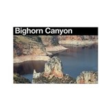 Bighorn Canyon NRA Rectangle Magne