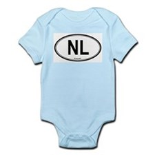 Netherlands (NL) euro Infant Creeper