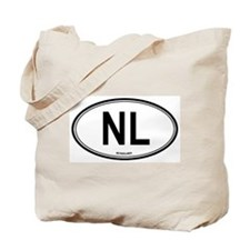 Netherlands (NL) euro Tote Bag