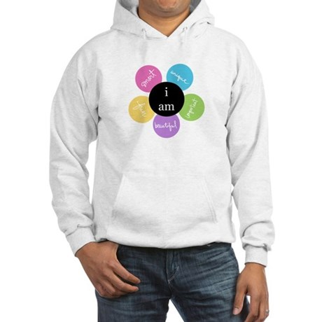 I am Hooded Sweatshirt