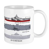 USS Hornet CV-12 CVA-12 Coffee Mug