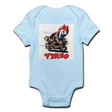 Cartoon YSR Infant Creeper
