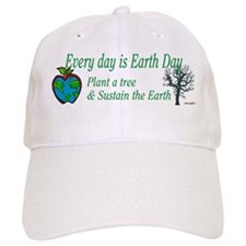 Every day is Earth Day Baseball Cap