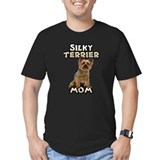 Silky Terrier Mom T