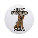 Silky Terrier Ornament for Mom