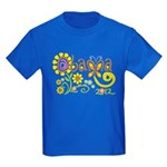 Obama Garden Kids Dark T-Shirt