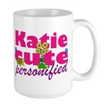 Cute Katie Large Mug