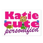 Cute Katie Postcards (Package of 8)