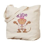 Little Monkey Katie Tote Bag