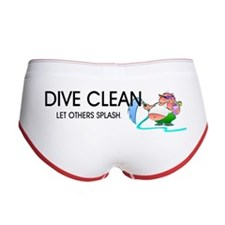 Top Dive Clean Women's Boy Brief