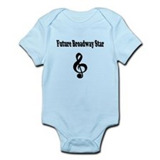 Future Broadway Star Onesie