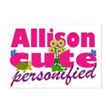 Cute Allison Postcards (Package of 8)