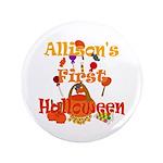 First Halloween Allison 3.5