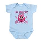 Little Monster Allison Infant Bodysuit