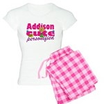 Cute Addison Women's Light Pajamas