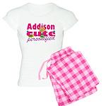 Cute Addison Women's Light Pajamas