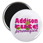 Cute Addison Magnet