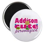 Cute Addison Magnet